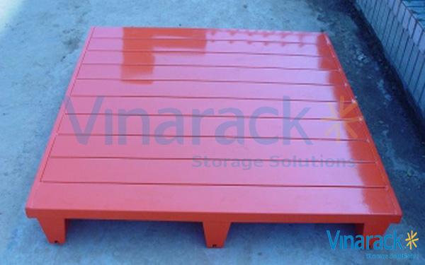 Pallet sắt công nghiệp - Pallet Unirack