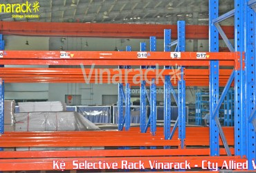 Kệ Push Back Pallet Racking